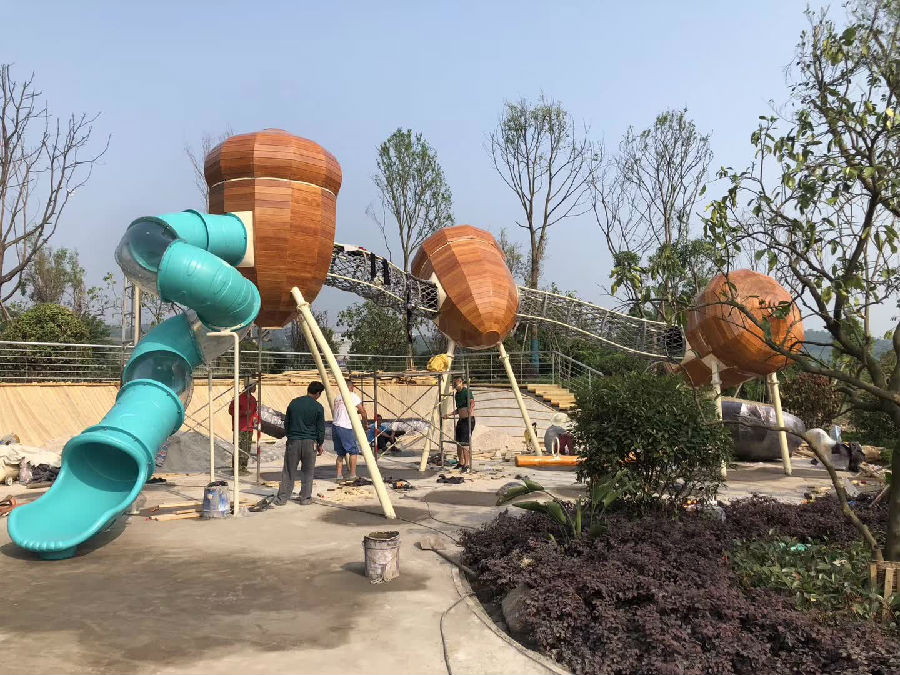 Non-standard playground project